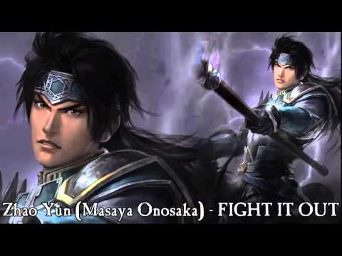 Zhao Yun (Masaya Onosaka) - FIGHT IT OUT