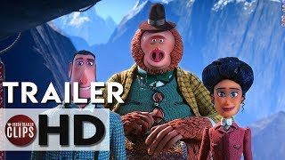 MISSING LINK (2019) | 5 Minute Official Trailer | Fresh Trailer Clips