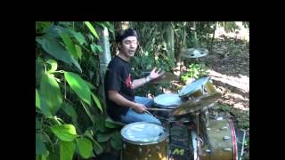 Drum lesson: other cha cha cha by Duy Phan