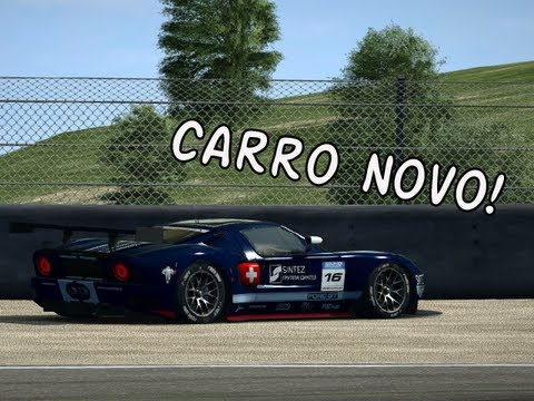 Raceroom - Ford GT GT1 @ Zandvoort [G27 Gameplay]