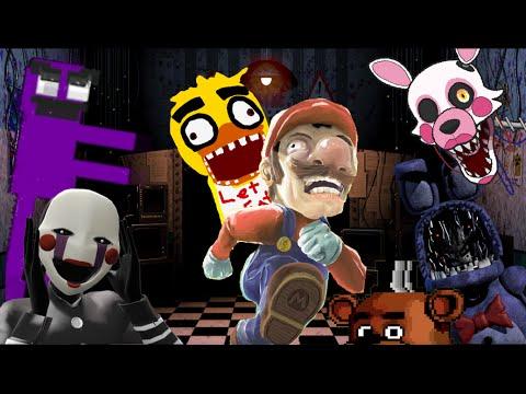 R64: Return to Freddy's spaghettria