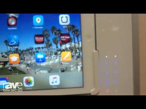 CEDIA 2015: iRoom Launches New Secure Motorized iPad Docking Station