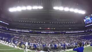 DCI Horn Cam: 2014 Blue Devils Victory Encore