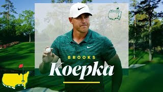 Brooks Koepka's Round In Three Minutes