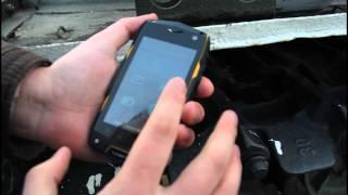 Обзор TeXet X-driver TM-4104R