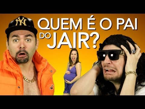 QUEM É O PAI DO JAIR? | Paródia Talk Dirty – Jason Derulo