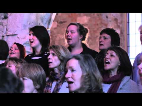 The Milkman Of Human Kindness: The Funky Little Choir / Camp Bestival