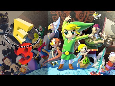 Zelda: Wind Waker HD — Josh & Hal Talk E3