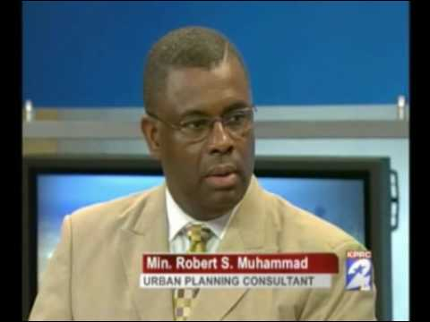 Beyond the Headlines: Channel 2 Houston host, Kim Davis, features Minister Robert Muhammad (Part 1)