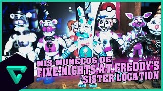 Juguetes De Five Nights at Freddy