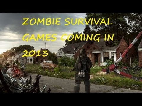 best zombie games and survival games Archives