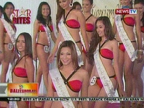 BT: Mga kandidata ng Miss Tourism World Philippines, rumampa