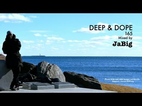 Deep Soulful Chill Lounge House Music DJ Mix by JaBig - DEEP & DOPE 165