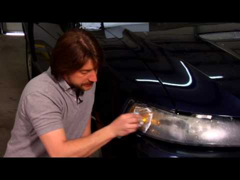 Car Repair & Maintenance : How to Fix Foggy Headlights