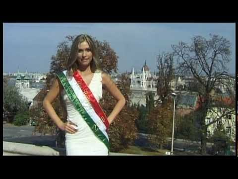 Hungarian girl on Miss Asia Pacific.mp2
