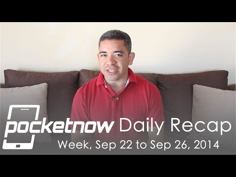 iPhone 6 bending, Galaxy Note Edge, Nexus 9 comments & more - Pocketnow Daily Recap