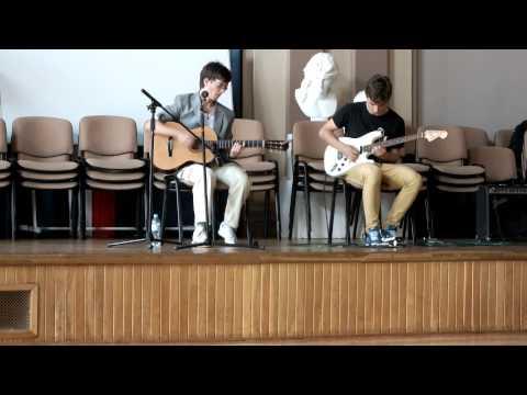 John Mayer - Slow Dancing In A Burnin' Room Matt Wojtunik & Konrad Przebierała
