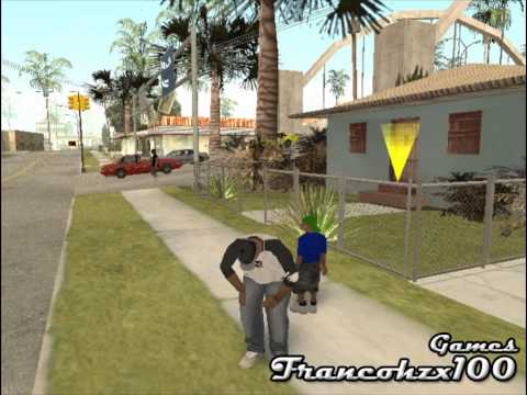 Cj tiene una familia - Gta San Andreas Loquendo