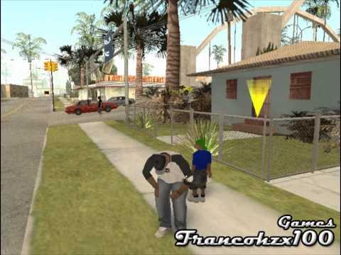 Cj tiene una familia - Gta San Andreas Loquendo