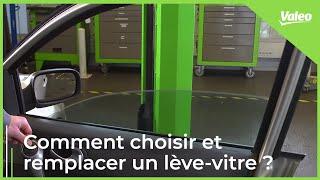 Valeo présente les bonnes pratiques pour choisir et remplacer un lève-vitre
