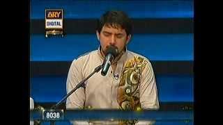 Farhan Ali Waris On ARY Digital Program Faizan-e-Ramzan 15 Ramzan 2012