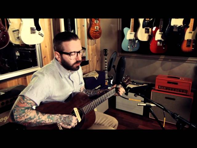 City and Colour quotSilver and Goldquot At Guitar Center