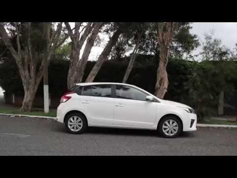 Toyota Yaris Hatchback - Test Drive - TSR - Agustín Casse