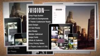 Division   Fullscreen Portfolio Photography Wp Theme Download
