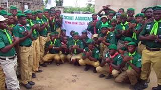 The Scout Association of Nigeria Messengers of Peace Awareness Program 5