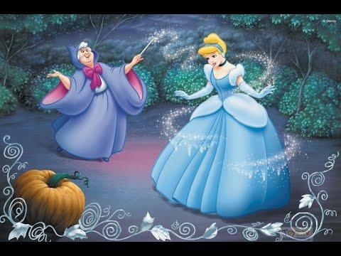 Как стать принцессой? Советы от Золушки. Ожившие сказки. ОБУЧАЙКА !
