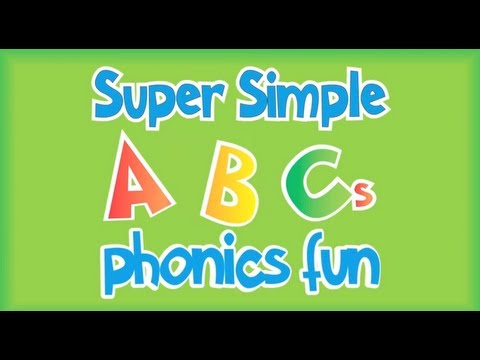 Super Simple ABCs Phonics Fun: JR