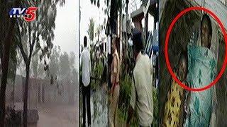 తెలుగు రాష్ట్రాల్లో వర్ష బీభత్సం | Heavy Rains Lashes Both Telugu States