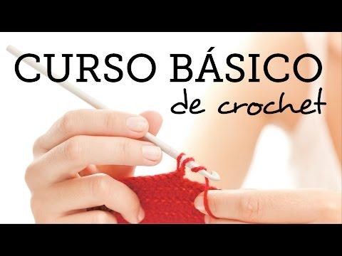 CLASE 6: Punto Deslizado (SLIP STITCH) y RESUMEN del Curso Básico de Crochet