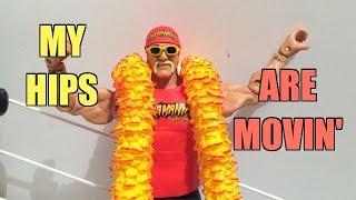 WWE ACTION INSIDER: Hulk Hogan Elite Series 34 Mattel Wrestling Figure Review!