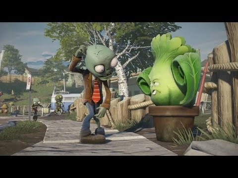 Plants VS Zombies: Garden Ops - Get To The Van!