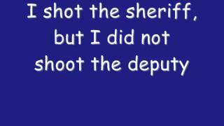 34 I Shot The Sheriff 34 Eric Clapton