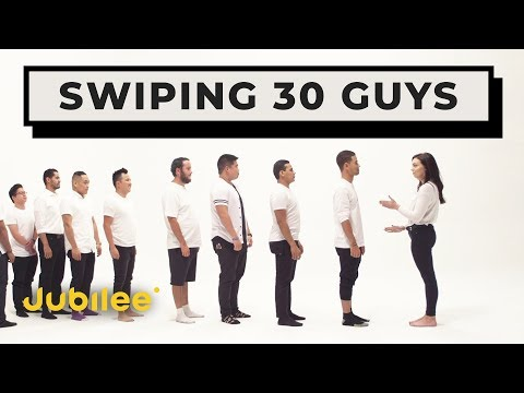 30 vs 1: Dating App In Real Life