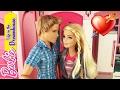 Мультик Барби Свидание с Кеном Жизнь в доме мечты Видео с куклами и игрушками Barbie Original Toys mp3