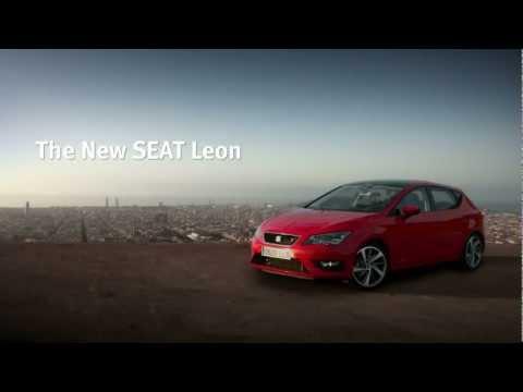 Seat Leon 2013 - первая реклама