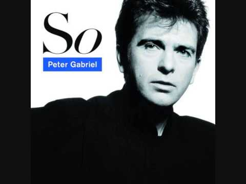 Peter Gabriel - Don't Give Up Live in Athens 1987