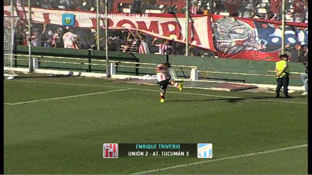 Union Santa Fe 2-3 Atletico Tucuman