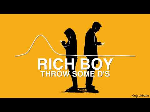 Rich Boy  Throw Some Ds Bass Boosted