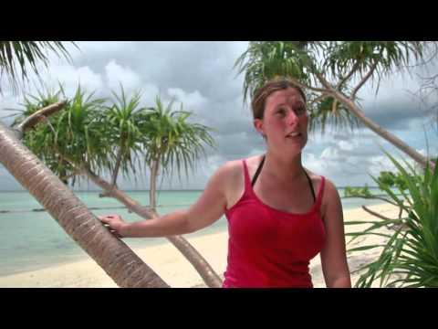 TRACC - Marine conservation on Pom Pom island by Rachel Clark