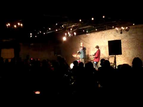 EMF video: Eric Robertson at the Listening Room