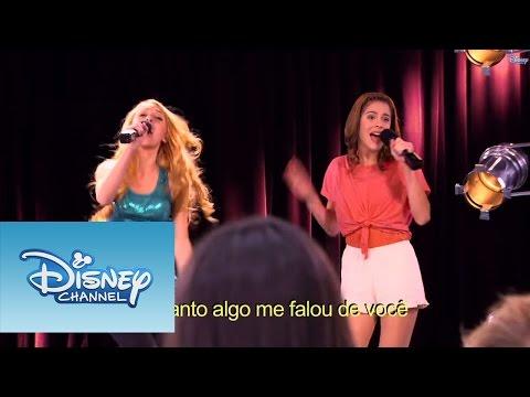 Violetta: Momento musical - Violetta e Ludmila cantam ¨Te creo¨ mp3 indir