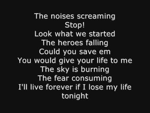 Papercut Massacre - Lose My Life (Lyrics)