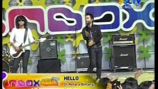Download lagu Hello - Di Antara Bintang,Live Performed di INBOX (16/10) Courtesy SCTV gratis