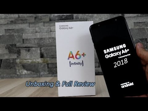 Samsung Galaxy A6 Plus (2018) Unboxing & Full Review !! Hindi
