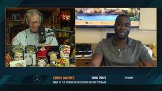 Chris Haynes on the Dan Patrick Show (Full Interview) 08/10/20