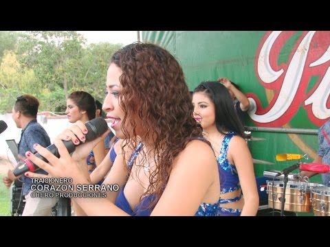 TRAICIONERO - CORAZON SERRANO (VIDEO OFICIAL 2016)